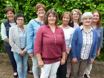 Leitungsteam des Frauenbunds Ettenkirch